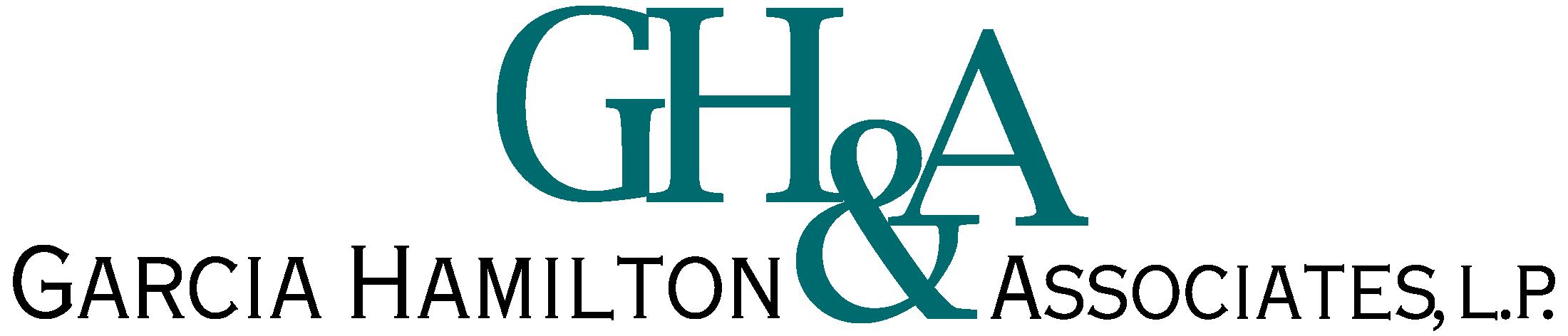 Garcia Hamilton & Associates, L.P. header image